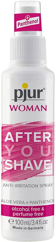 Spray anti-irritazione pjur Woman After You Shave - 100 ml