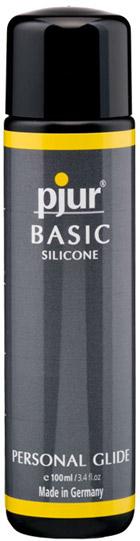Lubrificante pjur Basic - 100 ml (a base di silicone)
