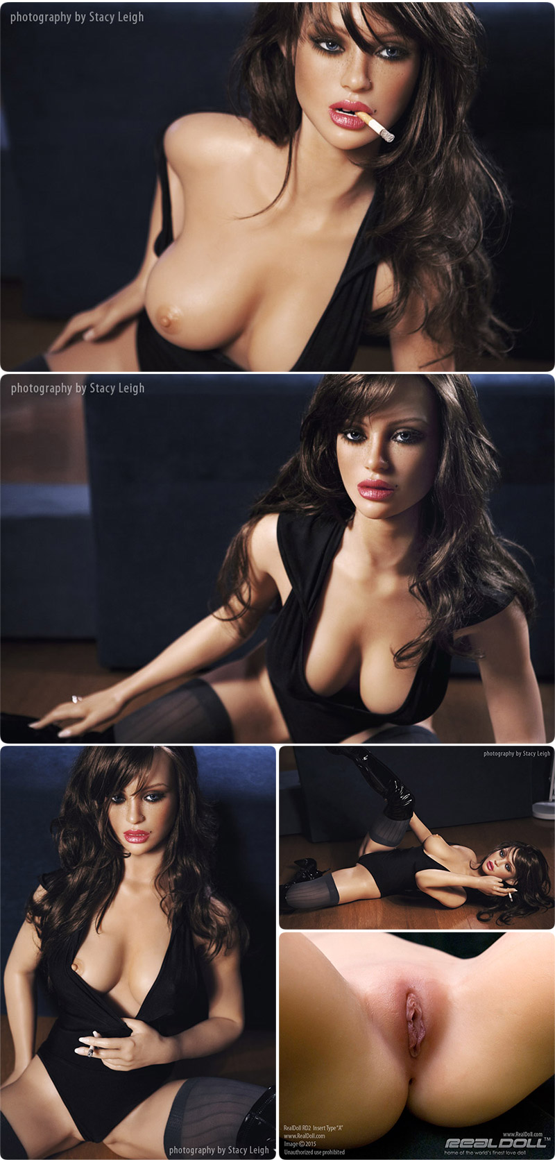 RealDoll 2 ultra-realistic doll - Michelle