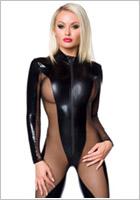 Saresia 18254 Bodysuit - Black (M)