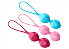 Palline da geisha Satisfyer Balls (3 palline doppie)