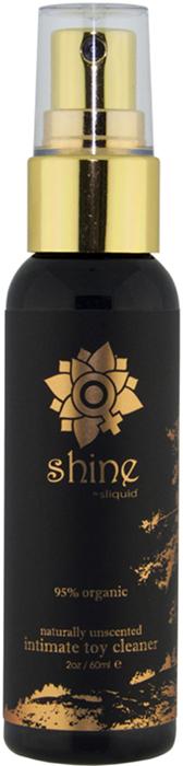 Nettoyant pour sextoys Sliquid Shine (100% vegan) - 60 ml