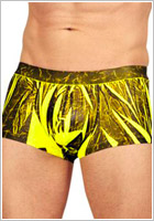 Svenjoyment men's boxers with neon design (M)