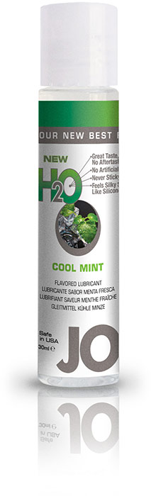 System JO H2O Lubricant - Mint - 30 ml (water based)