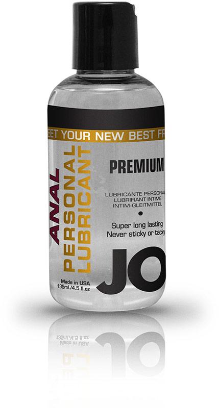 System JO Anal Premium Gleitgel - 135 ml (Silikonbasis)