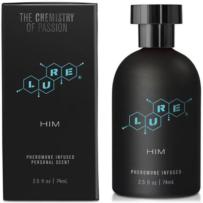 LURE perfume with pheromones (for him) - 74 ml