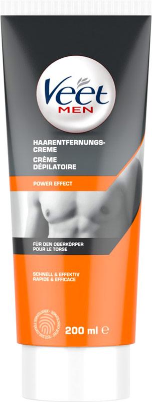 Veet for Men hair removal gel-cream for men