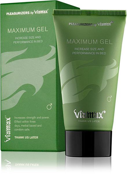 Viamax Maximum Gel (for him) - 50 ml