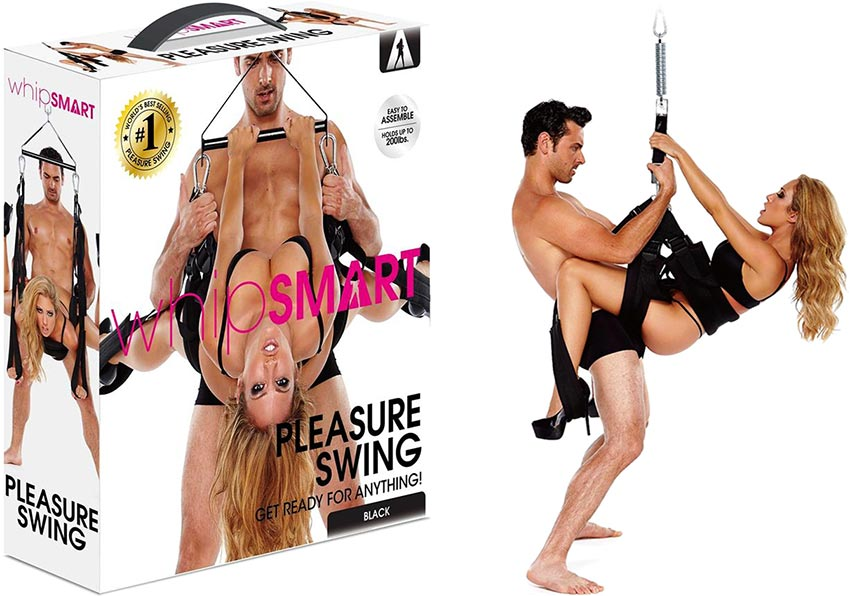 Altalena Whip Smart Pleasure Swing